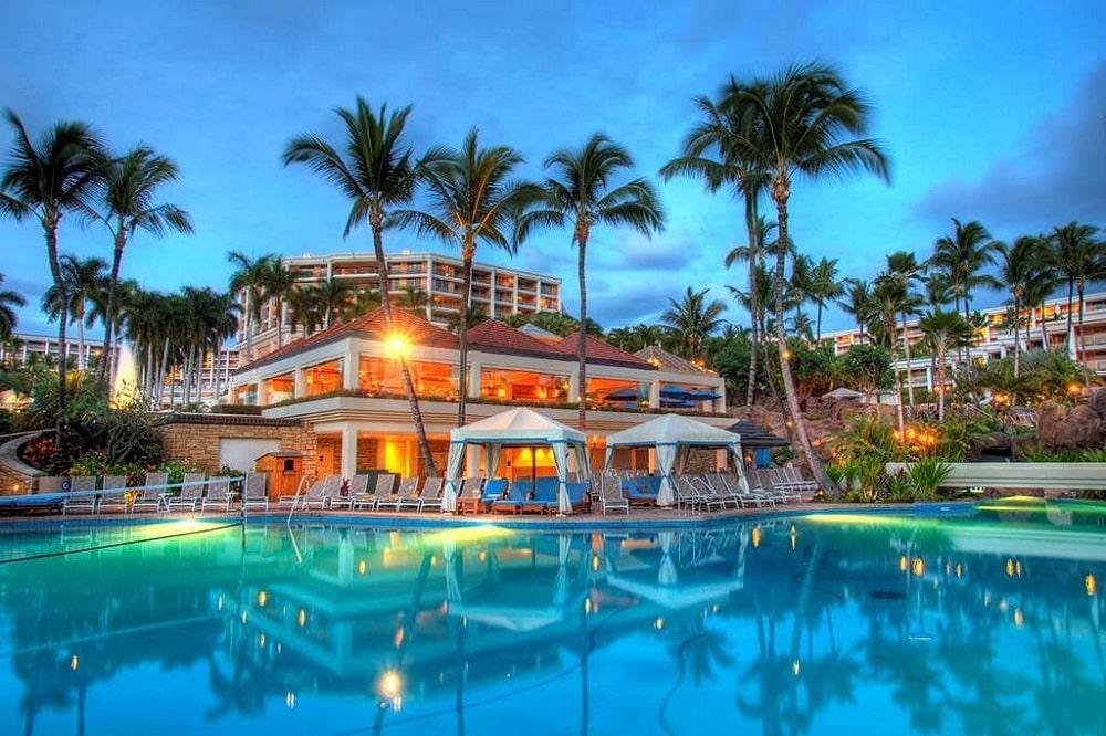 Grand Wailea Maui, a Waldorf Astoria Resort (Maui, Hawaii) exterior