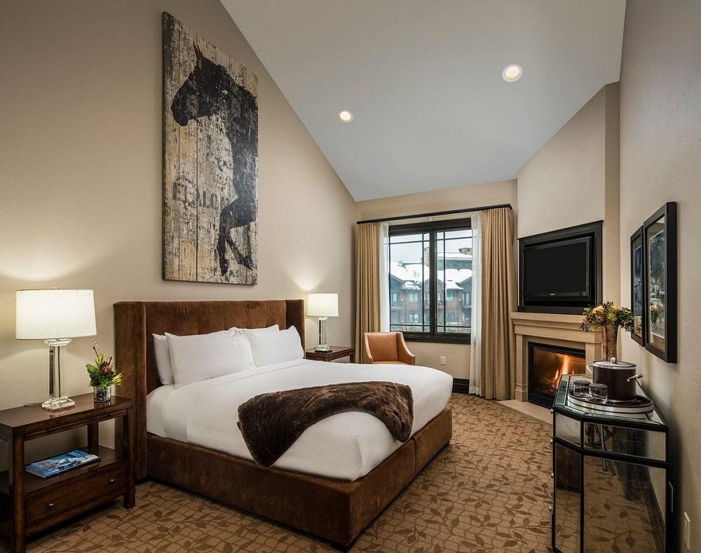Waldorf Astoria Park City (Park City, UT) interior