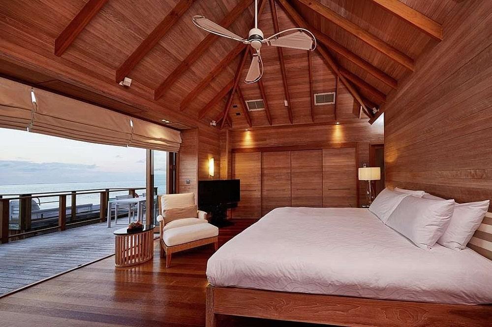 Conrad Maldives Rangali Island interior