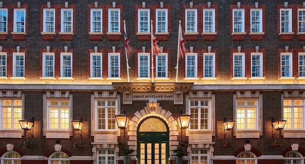 Great Scotland Yard Hotel (London, England) exterior