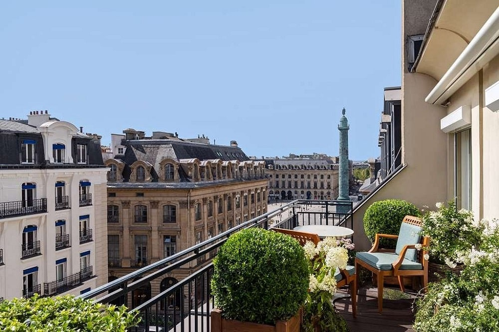 Park Hyatt Paris-Vendôme (France) exterior