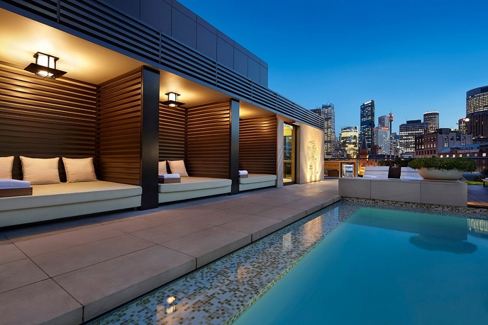 Park Hyatt Sydney (Australia) exterior