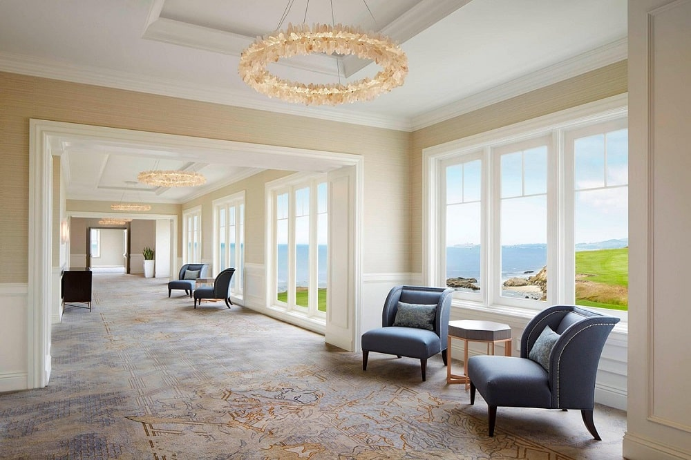 Ritz-Carlton, Half Moon Bay (Half Moon Bay, CA) lobby