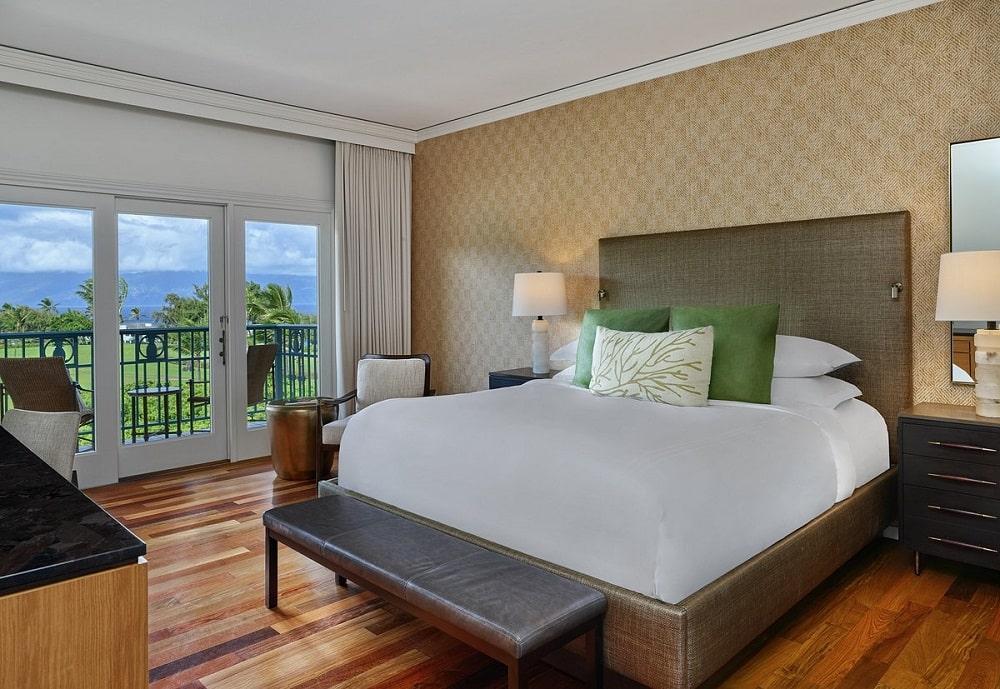 Ritz-Carlton, Kapalua (Maui, Hawaii) interior