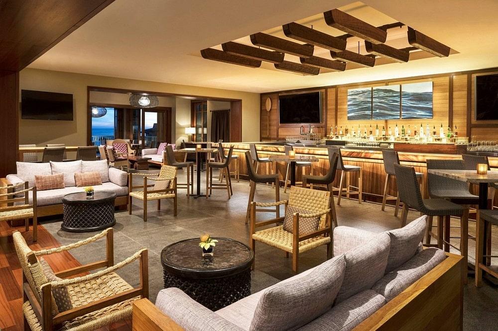 Ritz-Carlton, Kapalua (Maui, Hawaii) lobby