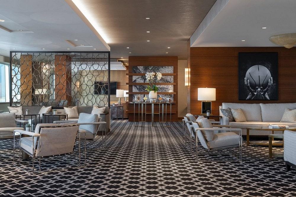 Ritz-Carlton, Los Angeles lobby