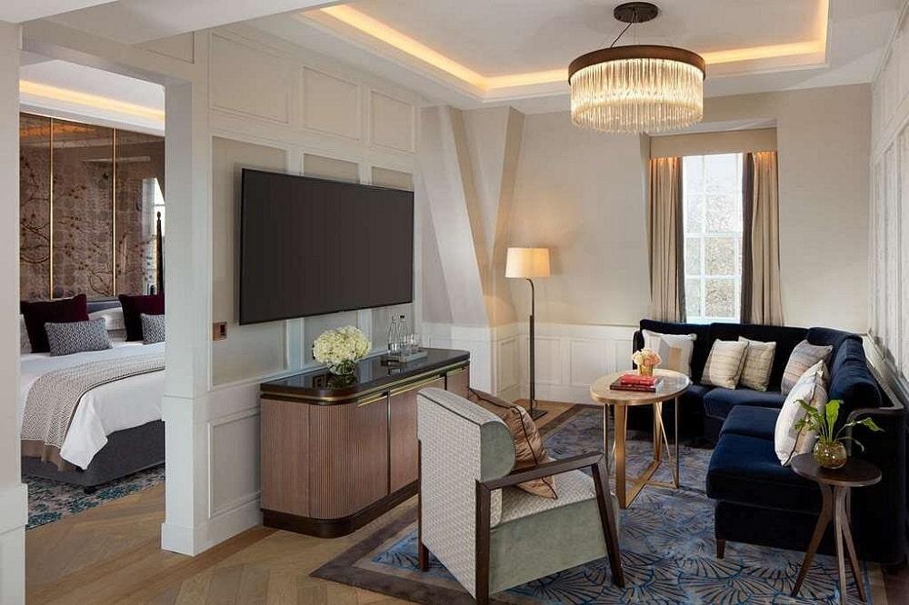 The Biltmore Mayfair, LXR Hotels & Resorts (London) lobby