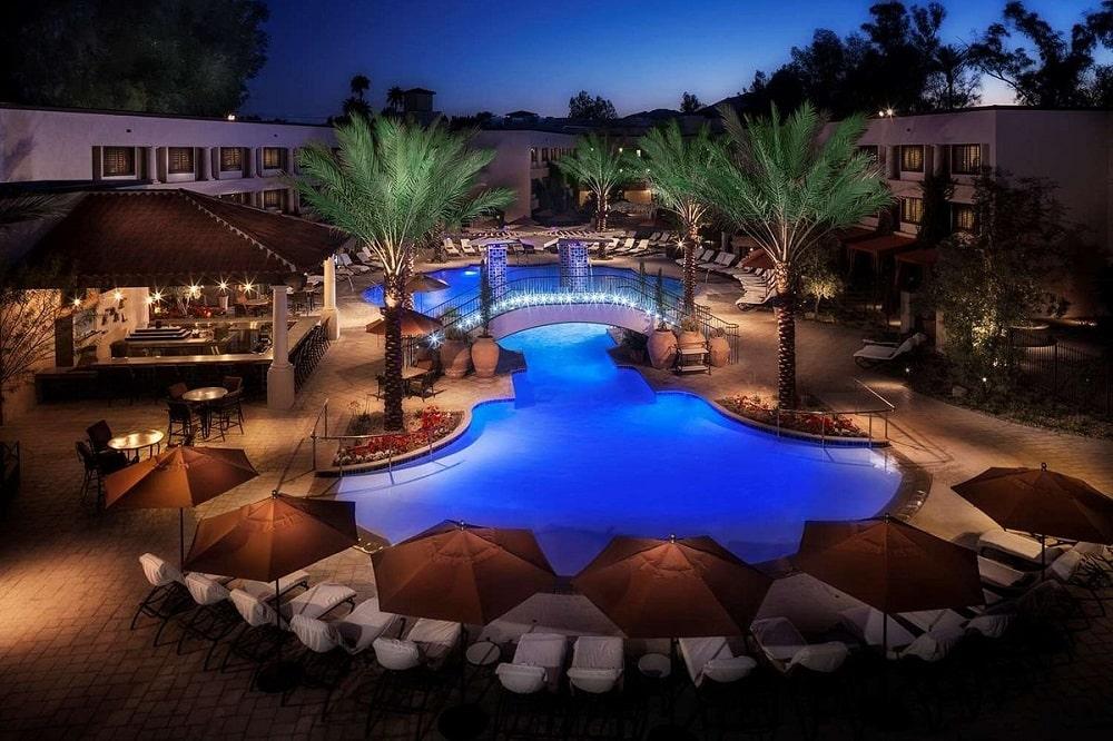 The Scottsdale Resort at McCormick Ranch (Scottsdale, AZ) exterior