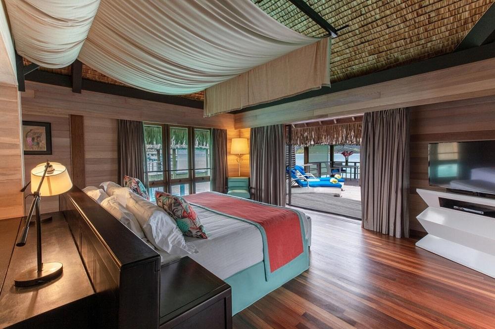 The St. Regis Bora Bora Resort (French Polynesia) interior
