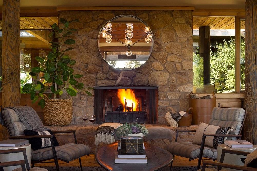 Ventana Big Sur, An Alila Resort (Big Sur, CA) lobby