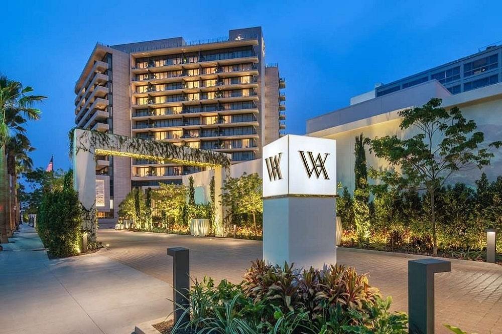 Waldorf Astoria Beverly Hills (Beverly Hills, CA) exterior