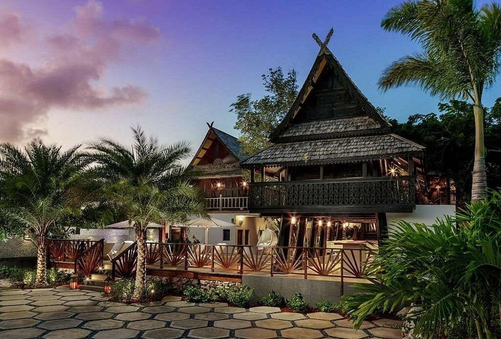 Zemi Beach House, LXR Hotels & Resorts (Anguilla) exterior